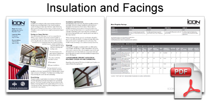 Insulation and Facings Download (PDF)